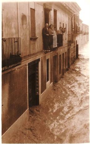 C de la Asunción 14-10-1957 Riada (2)