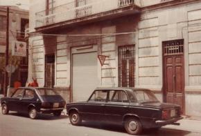 Patronato-Carrer Barón de San Petrillo  (baix) 1983