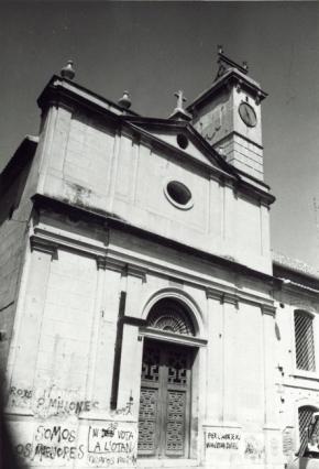 Esglesia de Benimaclet 1980