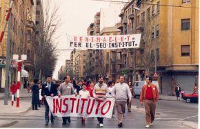 Manifestacio institut